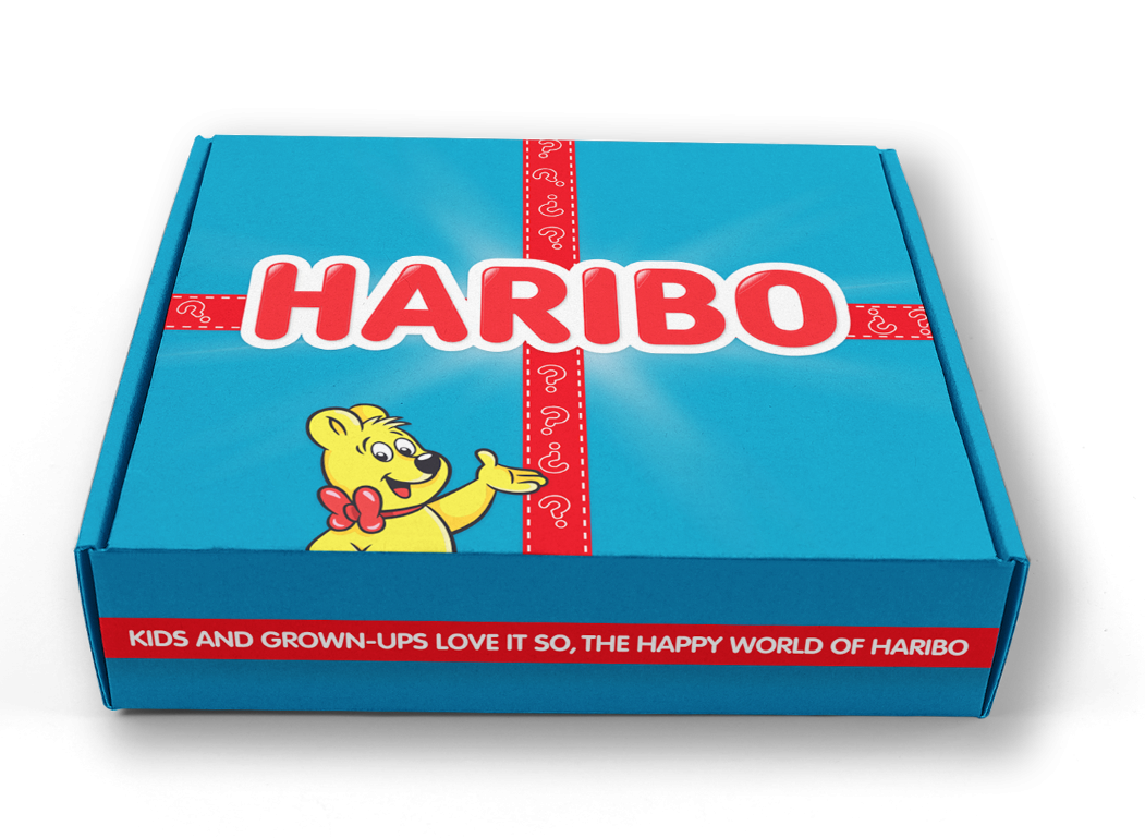 Haribo package