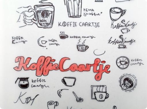 koffiecaartje